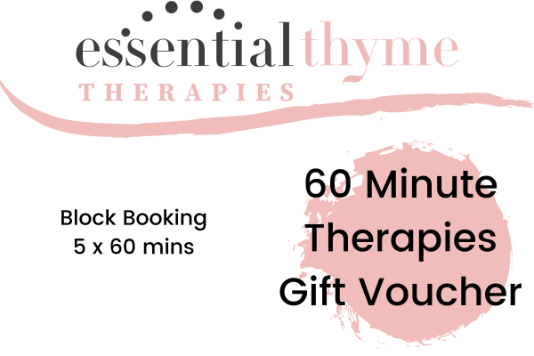 therapies vouchers